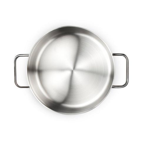 Inox kookpot Ø 24 cm HEALTHY & TASTY HT1004