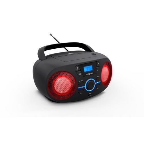 Draagbare radio/cd-speler BIGBEN CD61