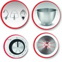 Keukenrobot Masterchef Gourmet MOULINEX QA510110