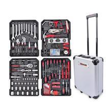 Valise à outils 253 pièces KREATOR KRT951011