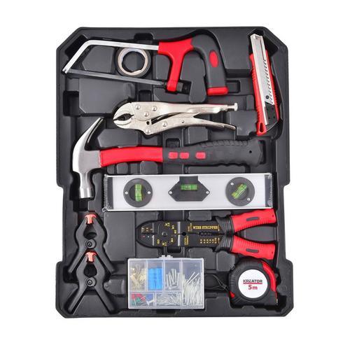 253-delige gereedschapstrolley KREATOR KRT951011