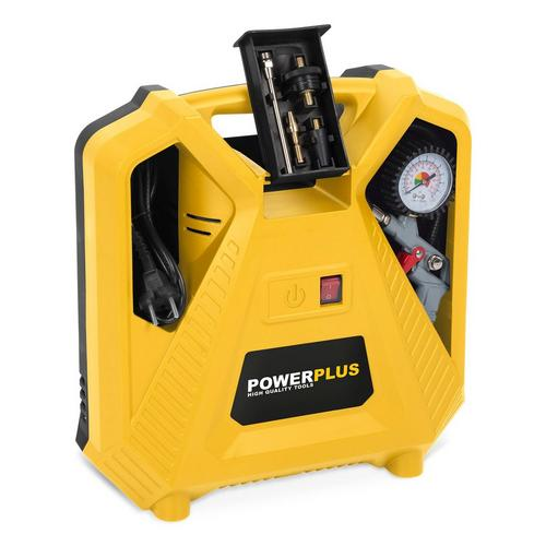 Compresseur portable POWERPLUS POWX1704