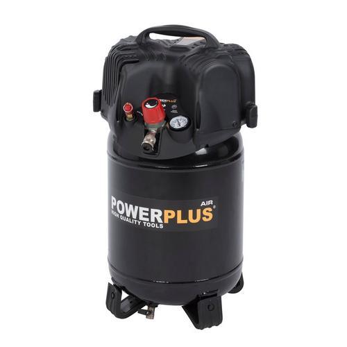Olievrije compressor POWERPLUS POWX1731