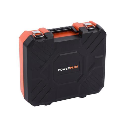 Accuschroefboormachine + koffer POWERPLUS POWDP1515