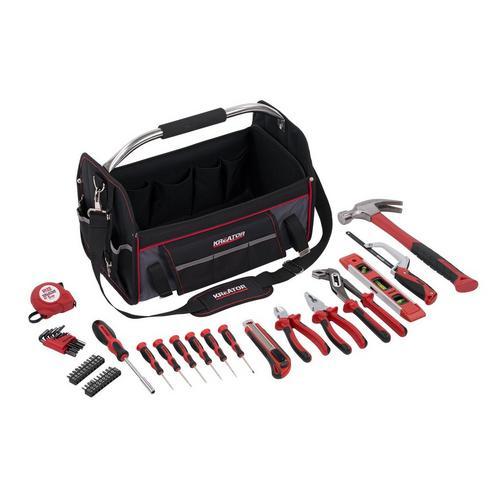 Sac à outils 47 pièces KREATOR KRT951007