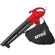 Aspirateur-souffleur électrique MTD BV 2500 E