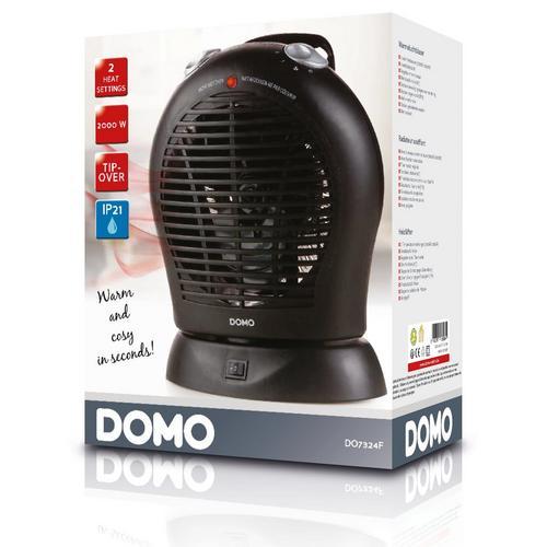 Warmeluchtblazer DOMO DO7324F