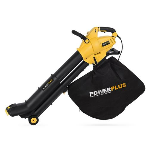 Aspirateur & souffleur électrique POWER PLUS POWXG4037