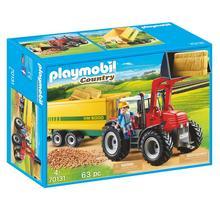 PLAYMOBIL® 70131 Grand tracteur avec remorque