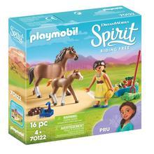 PLAYMOBIL® 70122 Apo avec cheval et poulain de PLAYMOBIL