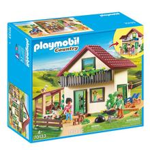 PLAYMOBIL® 70133 Maisonnette des fermiers