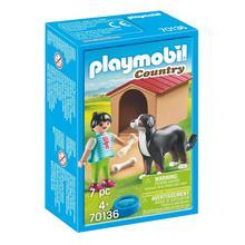 PLAYMOBIL® 70136 Enfant avec chien de PLAYMOBIL