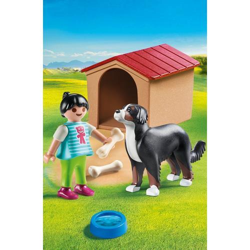 PLAYMOBIL® 70136 Enfant avec chien
