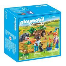 PLAYMOBIL® 70137 Enfants avec petits animaux de PLAYMOBIL