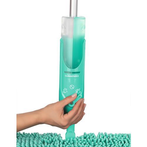Vloerreiniger met spray 2-in-1 CLEANMAXX