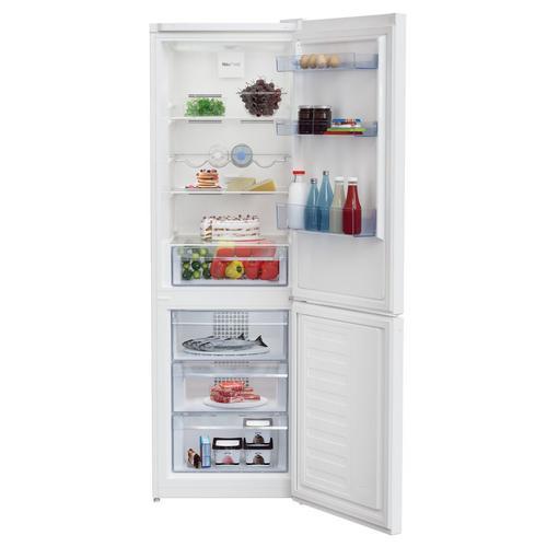 Combiné réfrigérateur congélateur 324 l BEKO RCNA 366 K30W