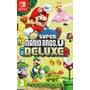 Spel New Super Mario Bros. U Deluxe voor Nintendo Switch