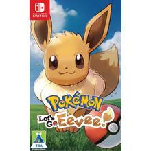 Spel Pokémon: Let's Go, Eevee! voor Nintendo Switch