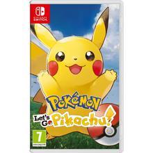 Spel Pokémon : Let's Go, Pikachu voor Nintendo Switch