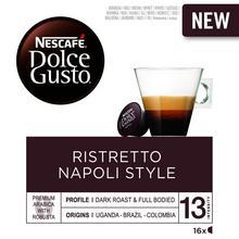 2 boîtes de Ristretto Napoli Style NESCAFÉ DOLCE GUSTO