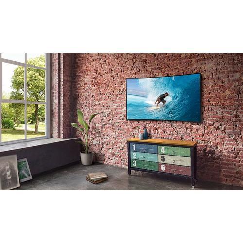 Curved Ultra HD/4K smart led-tv 163 cm SAMSUNG UE65RU7300W
