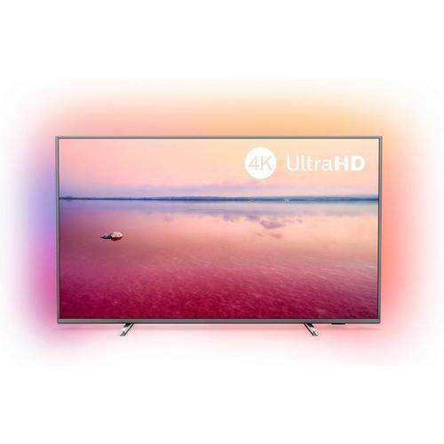 TV LED Ultra HD/4K smart avec Ambilight 3 côtés 165 cm PHILIPS 65PUS6754