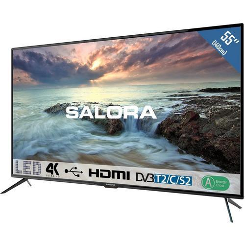 Ultra HD/4K led-tv 140 cm SALORA 55UHL2800