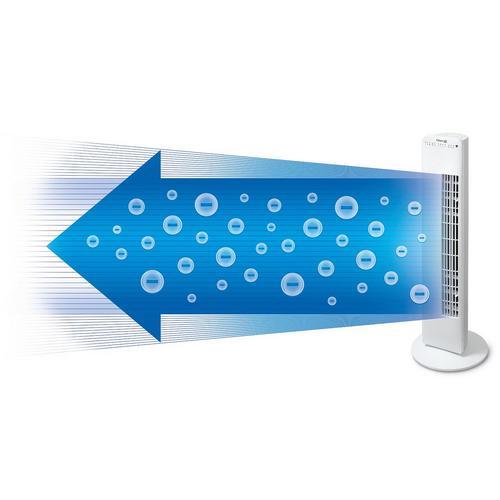 Ventilateur colonne de luxe avec ioniseur CLEAN AIR OPTIMA CA-405