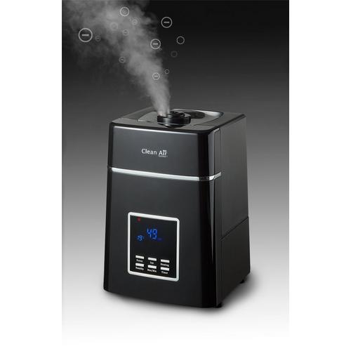 Humidificateur d'air à ultrasons + ioniseur CLEAN AIR OPTIMA CA-604B