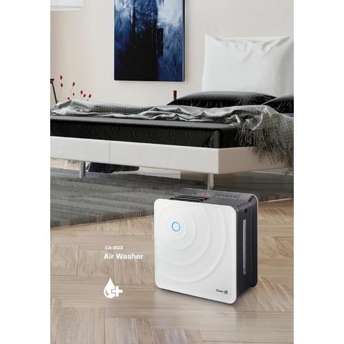 Luchtwasser 2-in-1: luchtbevochtiger & luchtreiniger CLEAN AIR OPTIMA CA-803