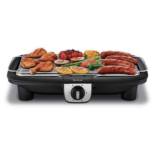 Elektrische barbecue TEFAL EasyGrill XXL BG921812