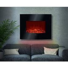 Foyer d'ambiance LED mural avec fonction de chauffage EASYMAXX