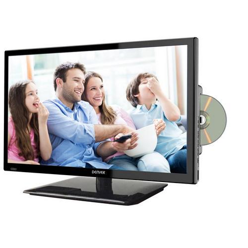 Full HD led-tv 60 cm met ingebouwde dvd-speler DENVER LDD-2468