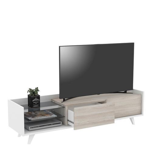 """BANC TV 2T/2NICHES """"COLETTE tv-meubel"""