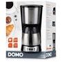 Koffiezet DOMO DO709K
