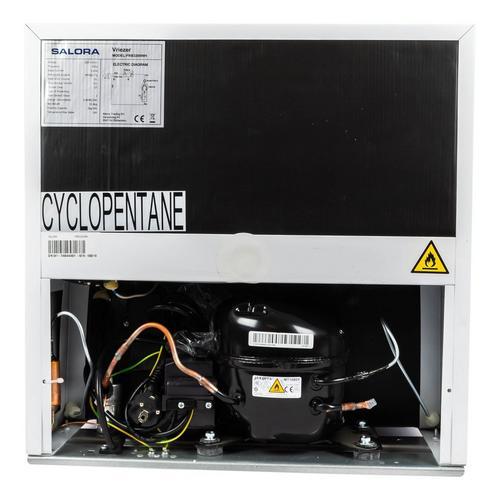 Congélateur compact SALORA FRB3200WH
