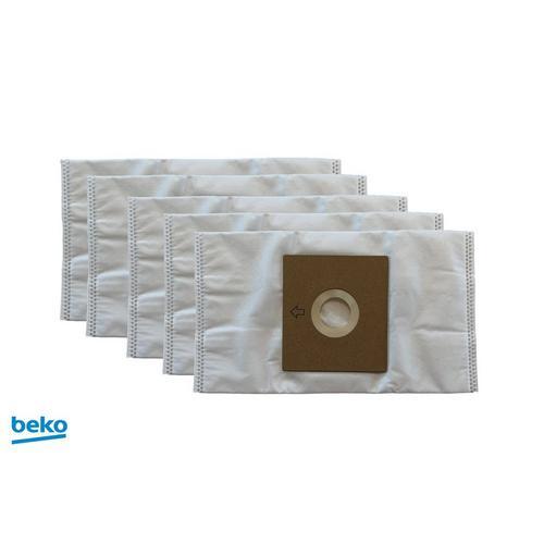 Lot de 5 sacs à poussière BEKO