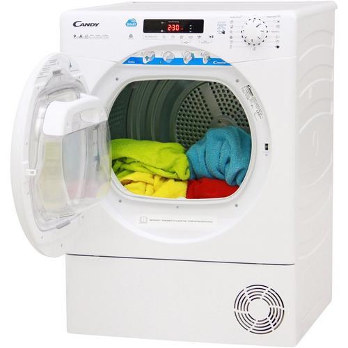 Sèche-linge pompe à chaleur CANDY CS H9A2DE-S