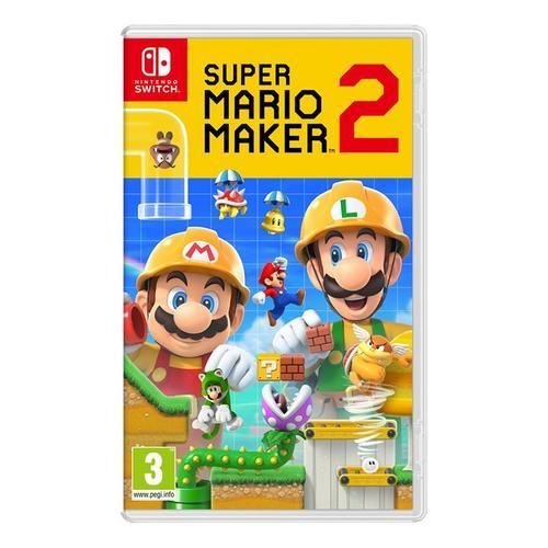 Spel Super Mario Maker 2 voor Nintendo Switch