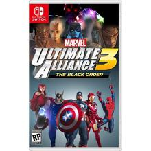 Jeu Marvel Ultimate Alliance 3 : The Black Order pour Nintendo Switch