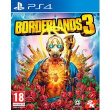 Spel Borderlands 3 voor PS4
