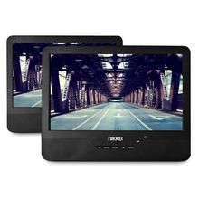 Draagbare dvd-speler met 2 schermen NIKKEI NPD920MT