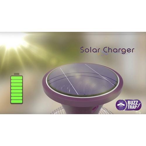Destructeur d'insectes 'Solar Buzz Trap'