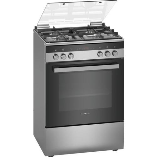 Gasfornuis met oven voor aardgas SIEMENS HX9R3AE50