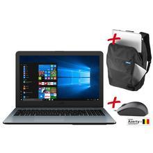 PC portable ASUS + souris + sac à dos