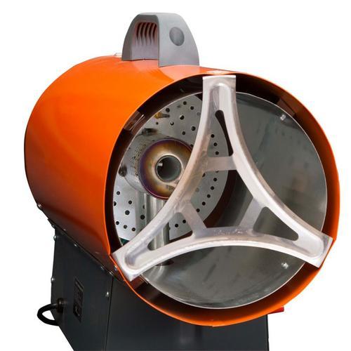 Canon à chaleur QLIMA GFA 1010 + détendeur de gaz