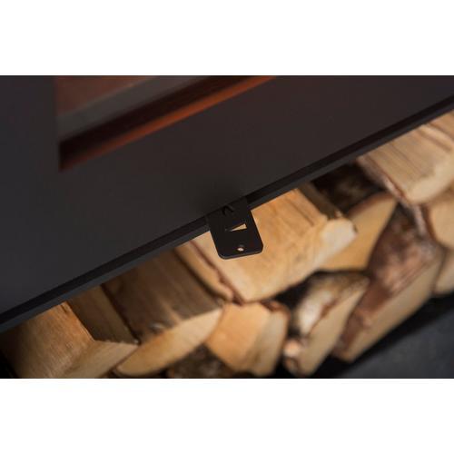 Poêle à bois Qube 8 SAEY