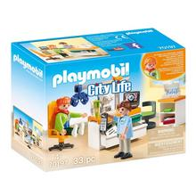 PLAYMOBIL® 70197 Cabinet d'ophtalmologie