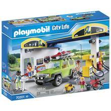 PLAYMOBIL® 70201 Station service de PLAYMOBIL