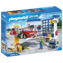 PLAYMOBIL® 70202 Garage automobile
